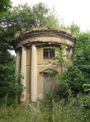 Kaplica grobowa rodziny Wolffów w Gronowie