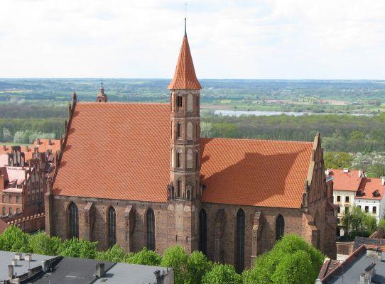 Kościół św. Jakuba i św. Mikołaja w Chełmnie