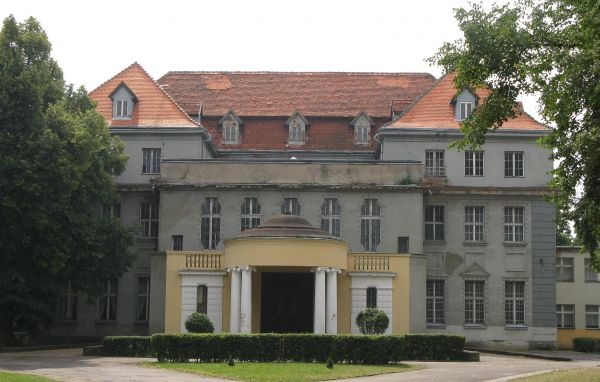 Pałac Wolffów w Gronowie