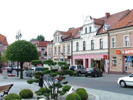 Rynek w Pleszewie