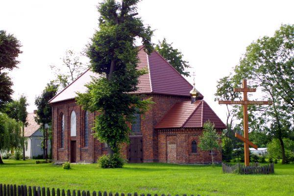 Buczyna, cerkiew