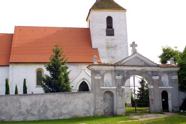 Buczyna, kościół św. Bartłomieja