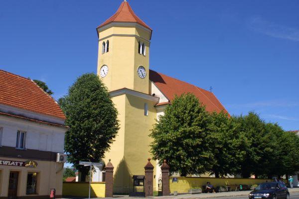 Kościół pw. Wniebowzięcia NMP w Przemkowie