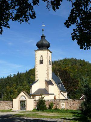 Kościół pod wezwaniem Przemienienia Pańskiego w Staniszowie