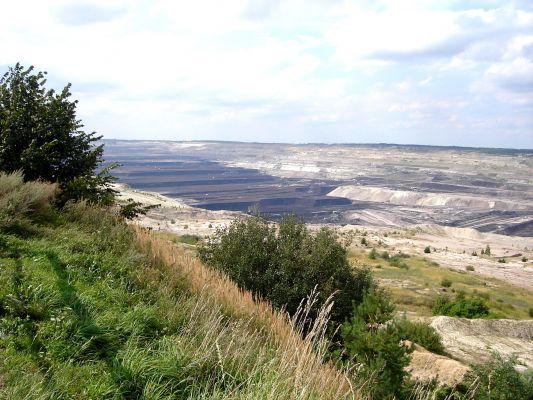 Bełchatów - kopalnia