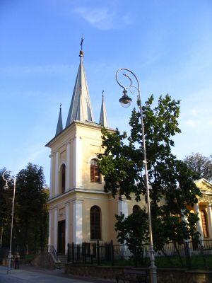 Kościół ekumeniczny Kielcach