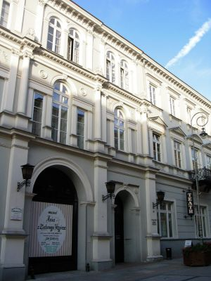 Teatr Żeromskiego w Kielcach