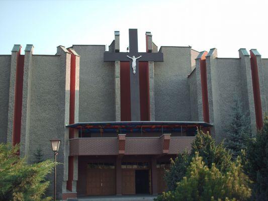 Trynek - Kościół Matki Boskiej Częstochowskiej