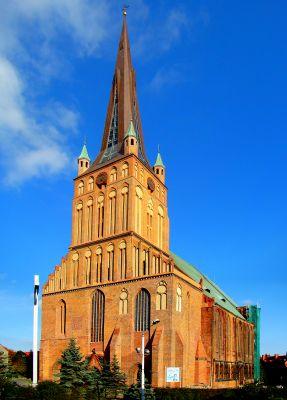 Bazylika archikatedralna św. Jakuba - Szczecin