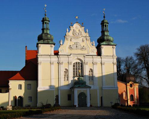 Kościół Świętej Trójcy i Najświętszej Marii Panny w Strzelnie