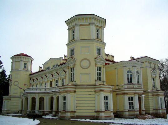 Pałac Lubomirskich w Przemyślu