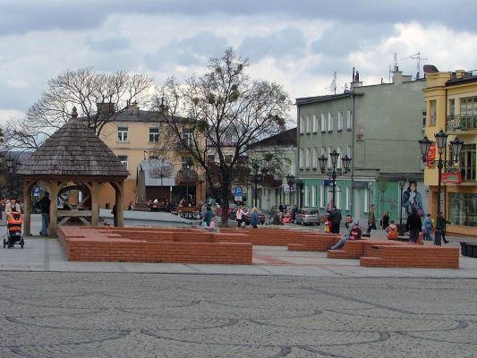 Chełm, Plac Łuczkowskiego, Starówka