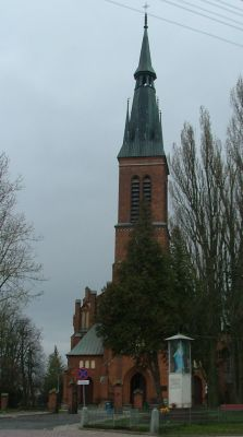 Kościół w Rykach