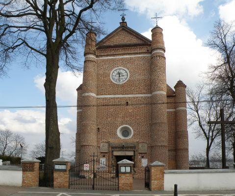Kościół Zwiastowania Najświętszej Maryi Panny w Serocku