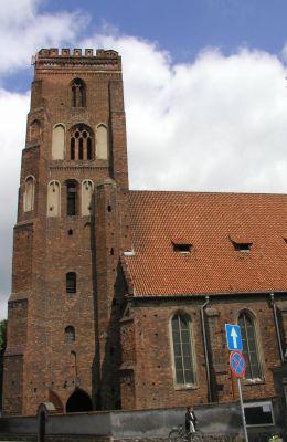 Kościół pw. św. Małgorzaty w Gostyniu