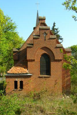 Nieczynny kościół św. Anny w Szubinie