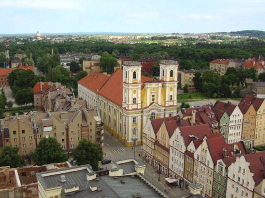 Kościół pw. Bożego Ciała w Głogowie