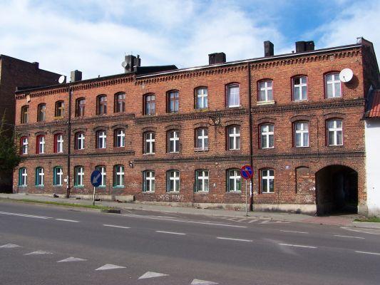 Katowice − Bogucice, familoki przy ul. Katowickiej