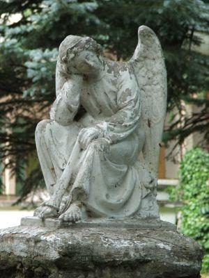 Anioł z Kalwarii w Pakości