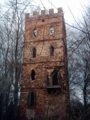 Baszta Rycerska w Wodzisławiu