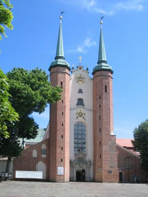 Bazylika archikatedralna w Gdańsku-Oliwie