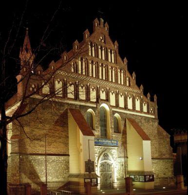 Bazylika św. Mikołaja w Bochni