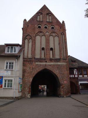 Brama Kamienna w Świdwinie