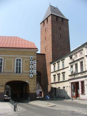 Brama Krakowska w Namysłowie