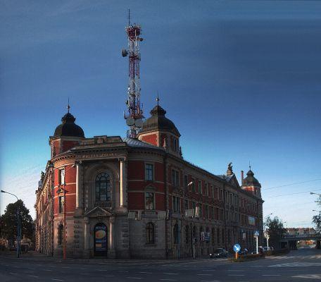Budynek Poczty Głównej w Legnicy