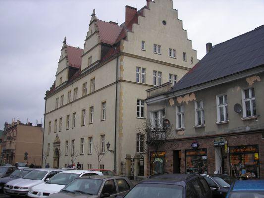 Budynek sądu we Wrześni