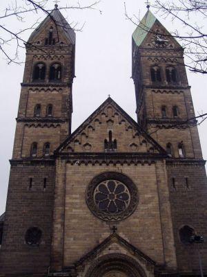 Bytom - kościół Świętego Jacka