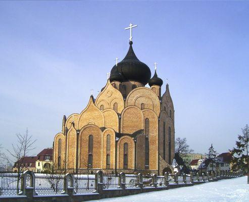 Cerkiew św. Ducha w BiałymRatusz w Białymstoku