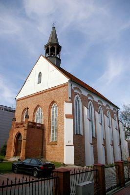 Cerkiew Zaśnięcia Najświętszej Maryi Panny w Koszalinie