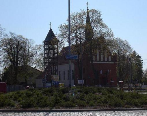 Chwaszczyno - kościół pw. św. Szymona i Judy Tadeusza z 1875 roku