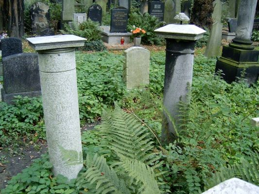 Cmentarz żydowski w Bytomiu