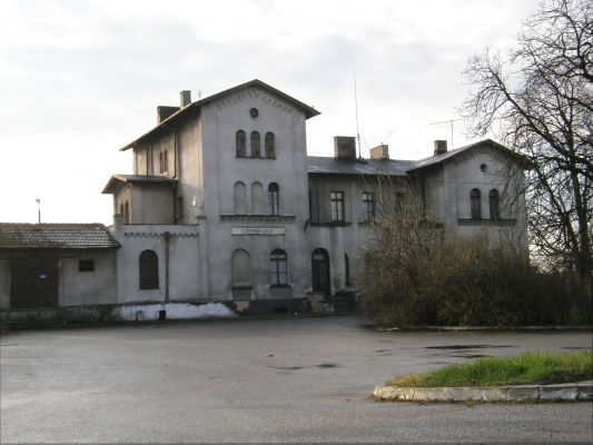 Czerniewice, stacja PKP