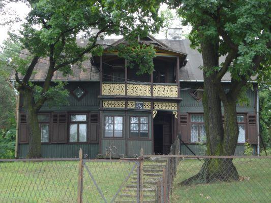 Dom w Zielonce