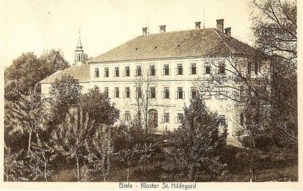 Dwór Lipnicki w Bielsku-Białej w 1900 r.