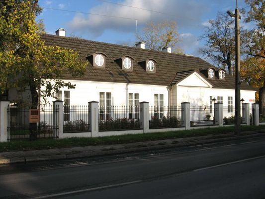 Dwór Mokronoskich w Grodzisku Mazowieckim