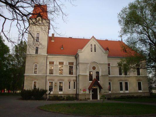 Dworek Myśliwski w Tarnobrzegu (Mokrzyszowie)