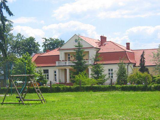 Dworek Wereszczyńskich w Kościelcu