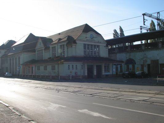 Dworzec PKP w Chorzowie Batorym