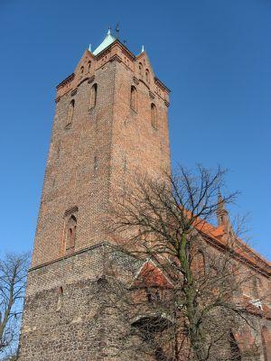 Ewangelicki kościół pw. św. Mikołaja w Byczynie
