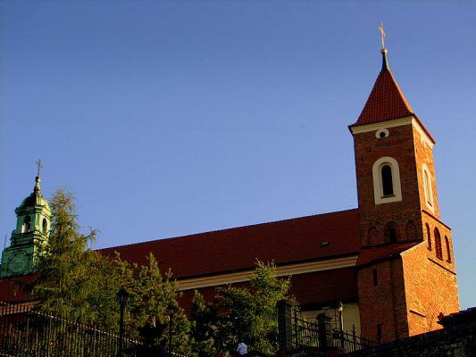 Gniezno. Klasztor i kościół Franciszkanów pod wezwaniem Wniebowzięcia NMP i św. Antoniego