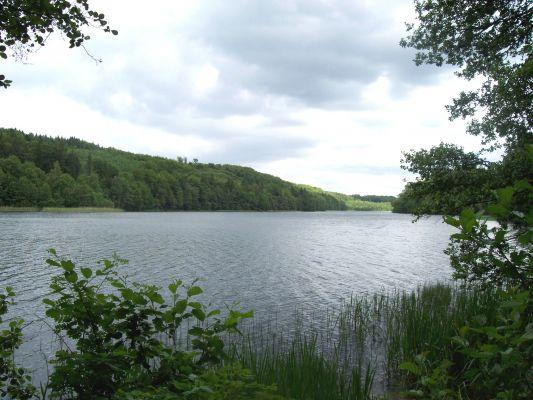 Jezioro Przywidzkie Duże