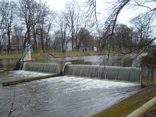 Kalisz, Kanał Bernardyński
