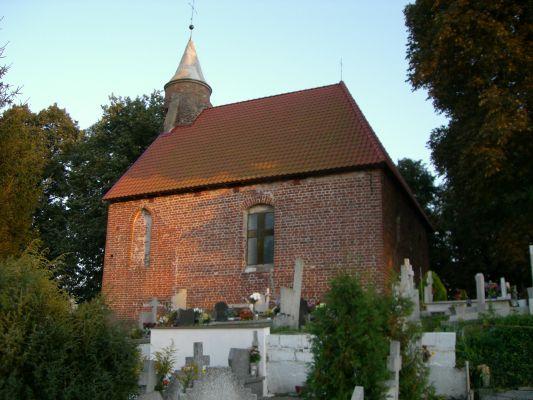 Kaplica cmentarna pod wezwaniem św. Anny w Dzierzgoniu