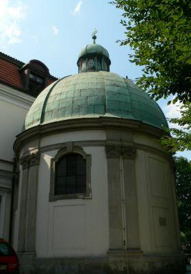 Kaplica pałacu w Kamieńcu