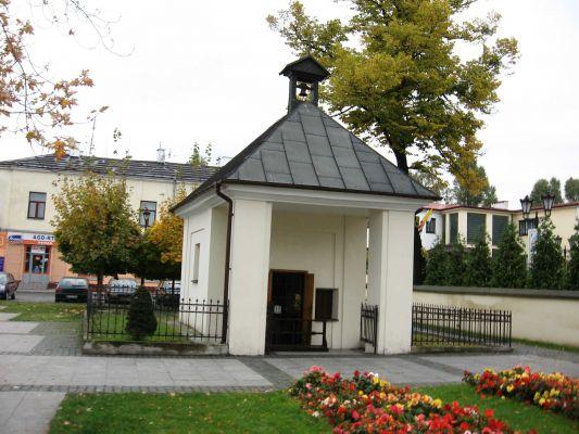 Kaplica św. Krzyża w Grodzisku Mazowieckim