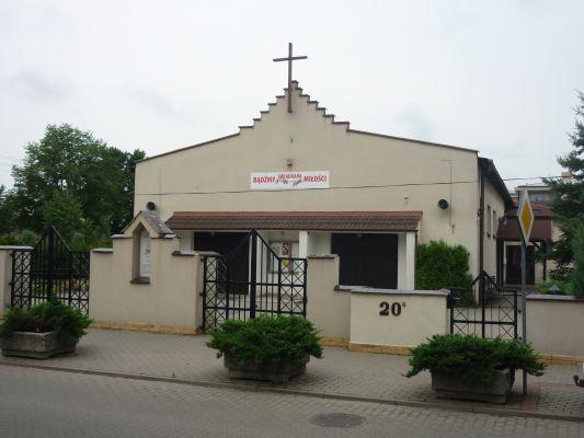 Kaplica Świętego Józefa Rzemieślnika w Swarzędzu